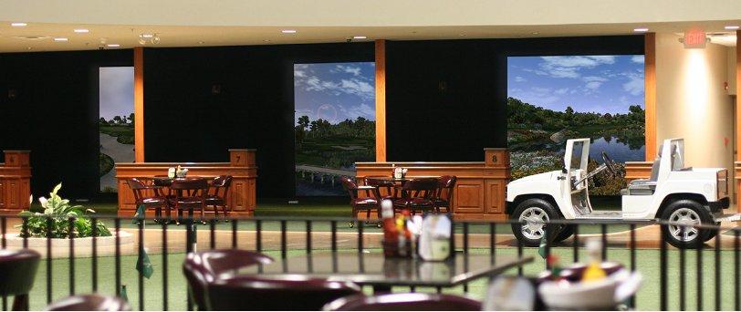 how profitable are indoor golf simulators