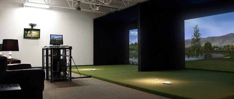 Indoor golf simulator business plan